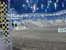 The Kicker Arena Cross, at the Amarillo National Center.